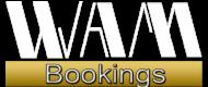 WAM Logo Bookings PNG