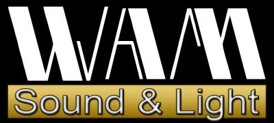 WAM Logo Sound&Light